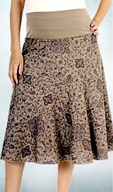 MID LENGTH JACQUARD SKIRT - Buy MID LENGTH JACQUARD SKIRT - Purchase MID LENGTH JACQUARD SKIRT (Mimi Maternity, Mimi Maternity Skirts, Mimi Maternity Womens Skirts, Apparel, Departments, Women, Skirts, Womens Skirts)