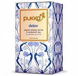 Pukka Herbs Detox Tea 20 Sachets - CLF-PUK-506