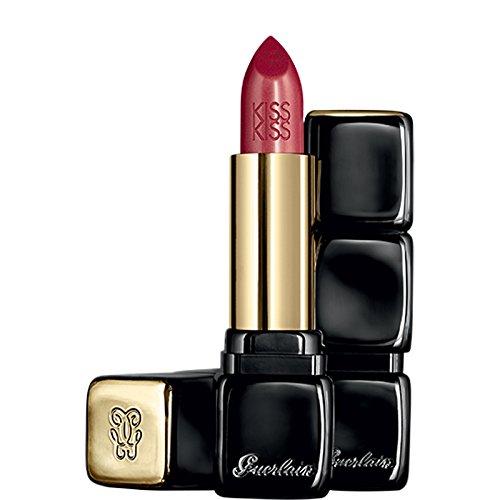 Guerlain Kiss Kiss Le Rouge Creme Galbant morbidezza estrema effetto levigante n. 320 red insolence