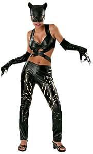 Batman - Disfraz de Catwoman para mujer, talla L (I-56019M)