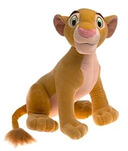 Disney Lion King Large Jumbo Plush Nala Doll