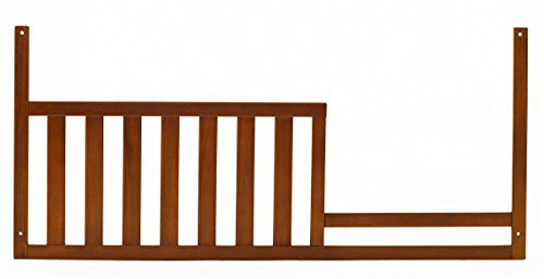Baby Cache Heritage Guard Rail, Classic Chestnut