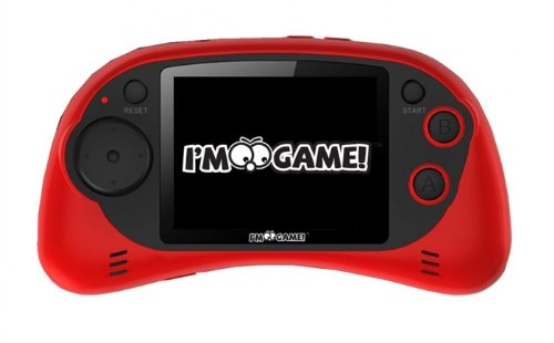 Im Game Handheld Game Player Red - Im Game Gp120R