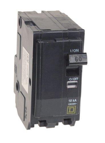 Buy 60 Amp Double Pole Circuit Breaker (Connecticut ,Lighting & Electrical, Electrical, Circuit Breakers Fuses & Load Centers, Circuit Breakers)