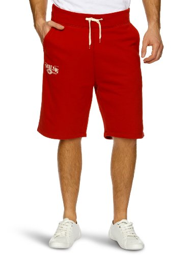 Replay M6046 Men's Shorts Red XX-Large