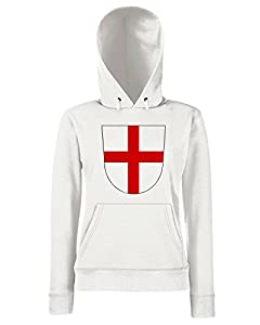 T-Shirtshock - Sweatshirt Hoodie Frauen TSTEM0036 freiburg coat of arms