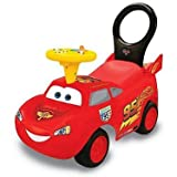 Disney Pixar Cars 2 My Lightning McQueen Activity Racer