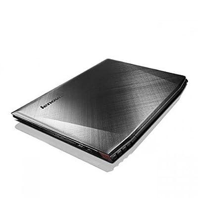 Lenovo Y50-70 59-445565 15.6-inch Laptop (Core i7-4710HQ/8GB/1TB/N16P-GX GDDR5 Graphics/Win 10), Black