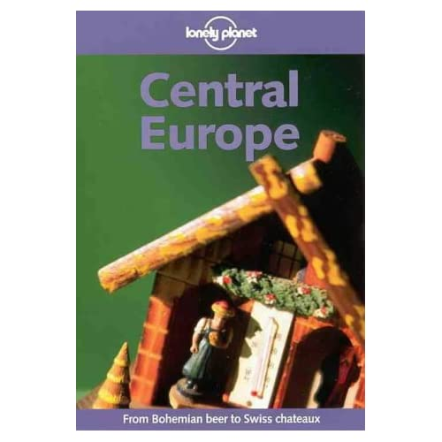 Lonely Planet Central Europe (Shoestring Guides) Krzysztof Dydynski, Steve Fallon, Anthony Haywood and Mark Honan