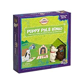 Cranium Puppy Pals Bingo!