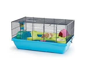 Amazon.com : Savic Cammy Hamster Cage : Birdcages : Pet Supplies