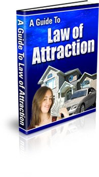A MP3 CD AUDIO GUIDE TO THE LAW OF ATTRACTION