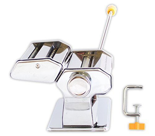 Manno Italiano Pasta Maker and Cutter (Pasta Machine Cutter compare prices)