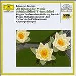 Brahms: Alto Rhapsodie