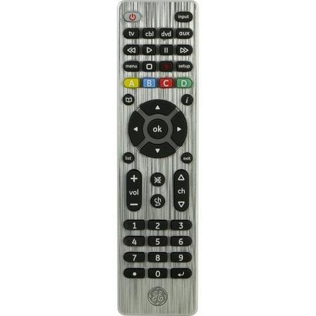 GE 11695 4-Device Universal Remote (Ge Universal Remote Control compare prices)