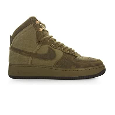 Nike Air Force 1 Hi Dcn Military, Raw Umber Uk Size: 12