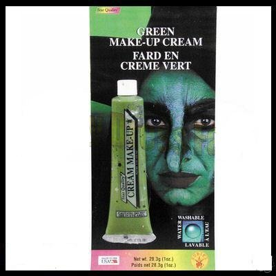 Rubie's Green Cream Makeup