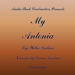 My Antonia Hörbuch