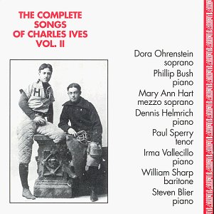 Bush - The Complete Songs of Charles Ives, Vol. 2 - Zortam Music