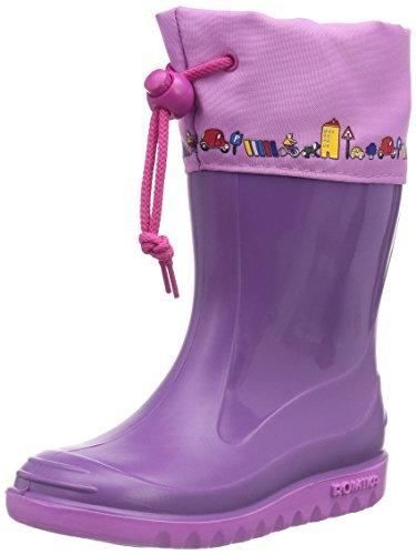 Romika - Jerry, Stivali In Gomma per bambini, viola(violett (viola-pink 575)), 25