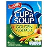 Batchelors Cup A Soup Golden Vegetable 4S 82G