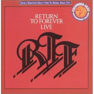 Return To Forever - Live