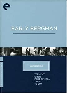 Criterion Collection: Early Bergman [Import USA Zone 1]