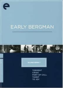 Early Bergman (Criterion Collection) (5 Discs)