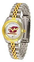 Central Michigan Chippewas Suntime Ladies Executive Watch - NCAA College Athletics