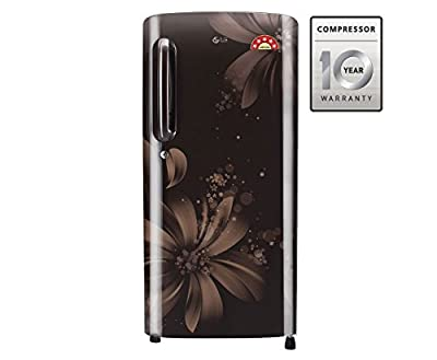 LG DIRECT COOL 215 LTRS GLD 221 AHAN HAZEL ASTER GD