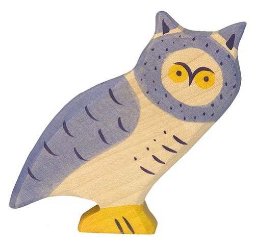 Holztiger Small Wooden Owl