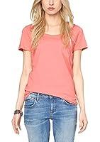 s.Oliver Damen T-Shirt 14.504.32.2268, Einfarbig