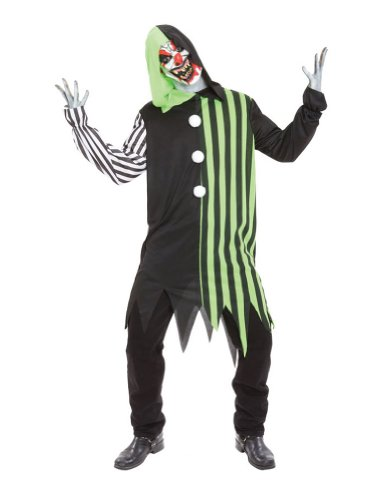 Cleaver The Clown Adult Costume Adult Mens Costume