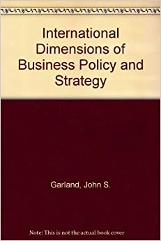 dimensions of international business Download and read management ethics an intercultural perspective dimensions of international business management ethics an intercultural perspective.