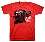 Let Jesus Occupy Your Heart - Christian T-Shirt