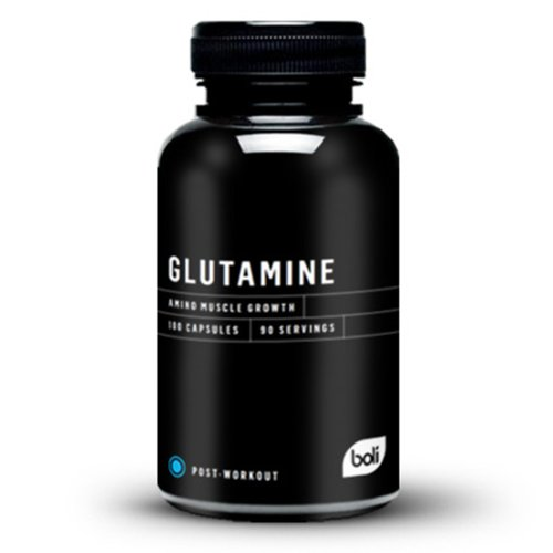 Boli Nutrition Glutamine | | | 1500mg 180 Capsules