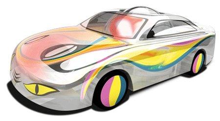 Catseye Marble Racer