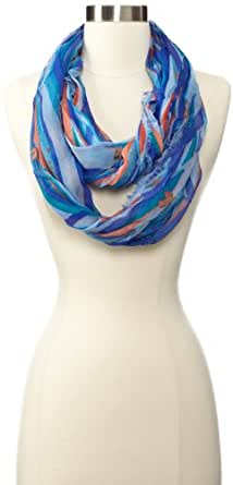 Collection XIIX Women's Lakeside Scarf, Oceana, One Size
