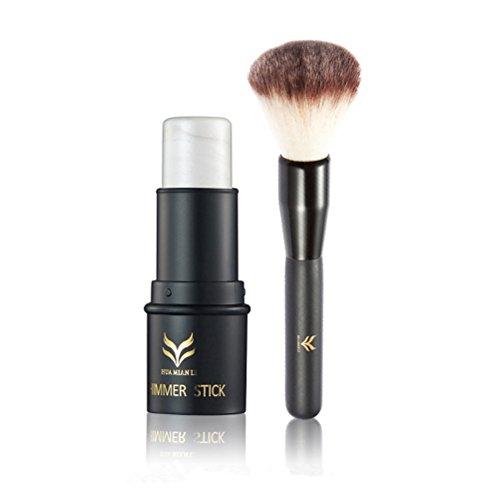 fenical-maquillaje-2-en-1-con-palo-de-marcador-y-cepillo-plata-regalo-de-navidad
