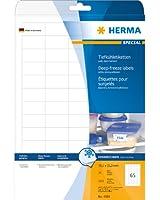 Herma Deep-freeze labels white 38,1x21,2SuperPrint