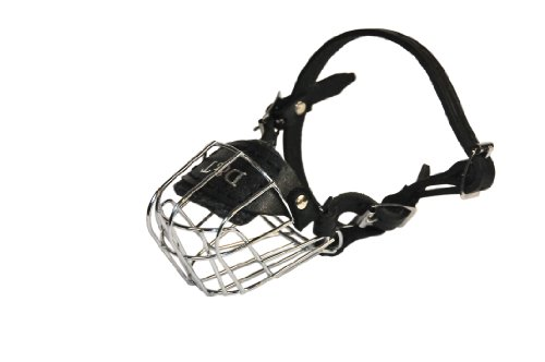 Dean And Tyler Wire Basket Muzzle, Size No. 2 - Ratter