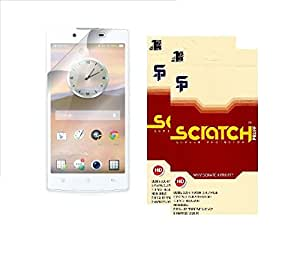 Scratch Pruff Matte Screen Guard For Oppo NEO Pack Of 2