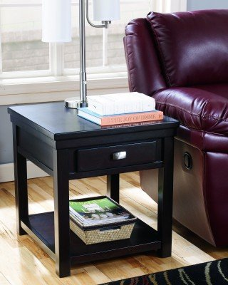 Cheap Signature Design by Ashley T864-3 Hatsuko Rectangular End Table (T864-3)