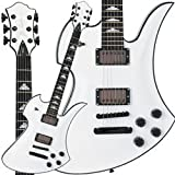 B.C. Rich Mockingbird Special Electric Guitar, White