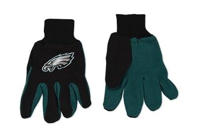 Philadelphia Eagles Two-Tone Gloves