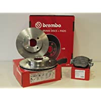 Brembo Bremsenkit HA DP10003,