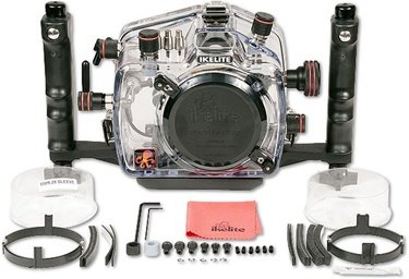 Ikelite Underwater Camera Housing for Nikon D-7000 Digital SLR Camera