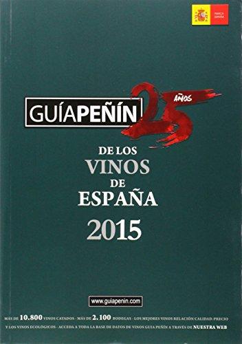 GUIA PEÑIN DE LOS VINOS DE ESPAÑA 2015 descarga pdf epub mobi fb2