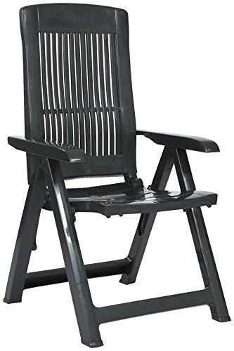 BEST Gartensessel »Kansas (2 Stück)« 2 Stühle, grün