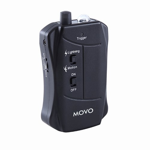 Movo Photo LC100-N Lightning & Motion Trigger for Nikon DSLR Cameras